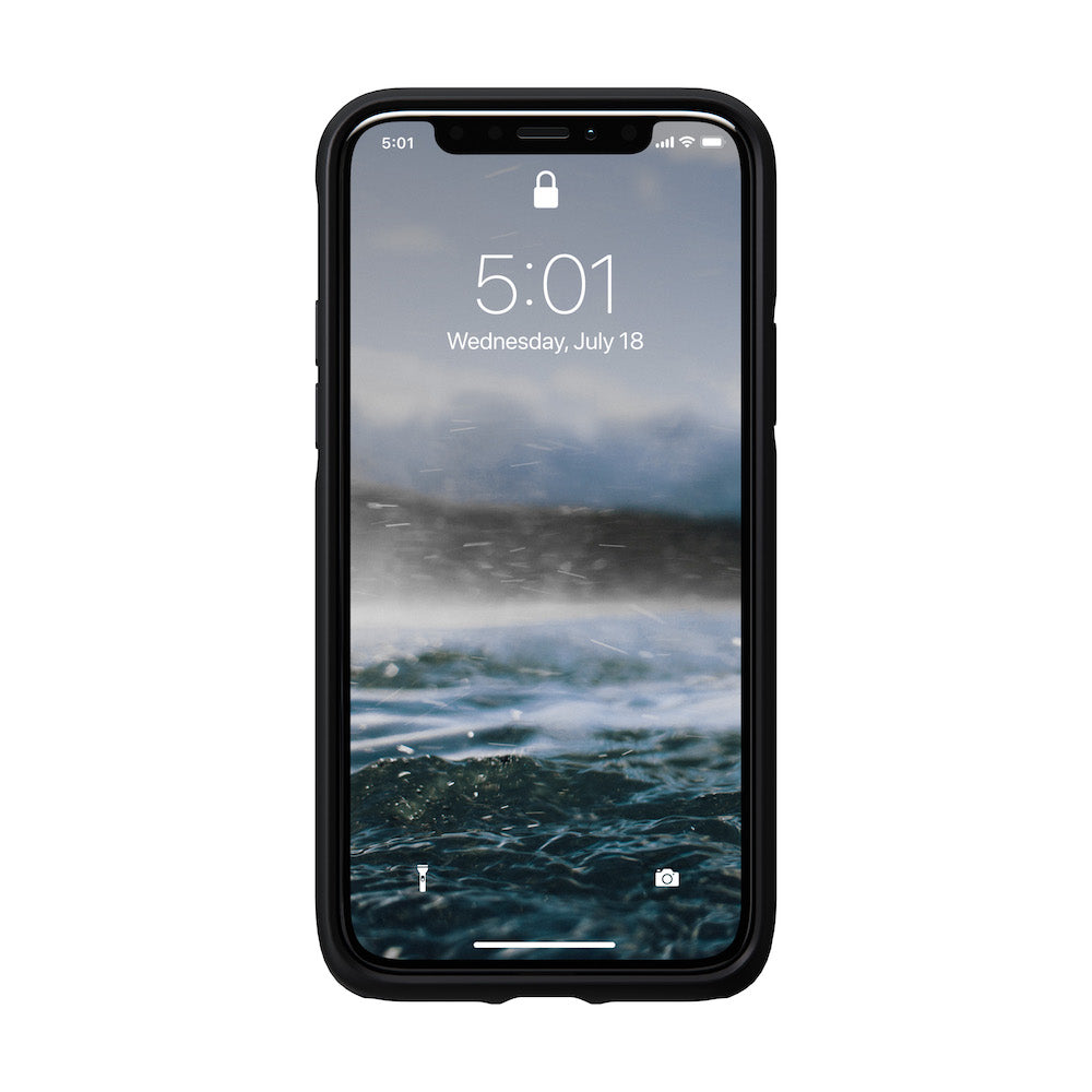 Rugged Case with Moment Lens mount - iPhone 11 Pro, Black