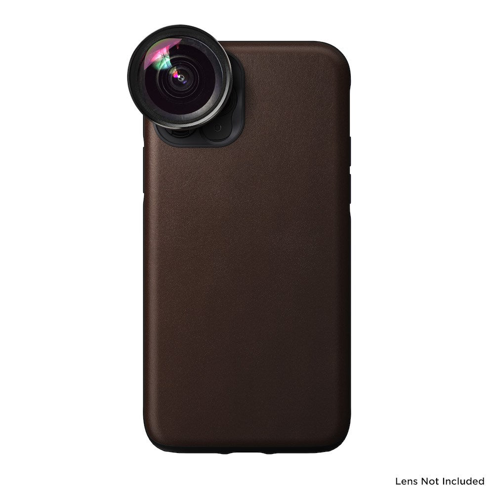 Rugged Case with Moment Lens mount - iPhone 11 Pro, Brown