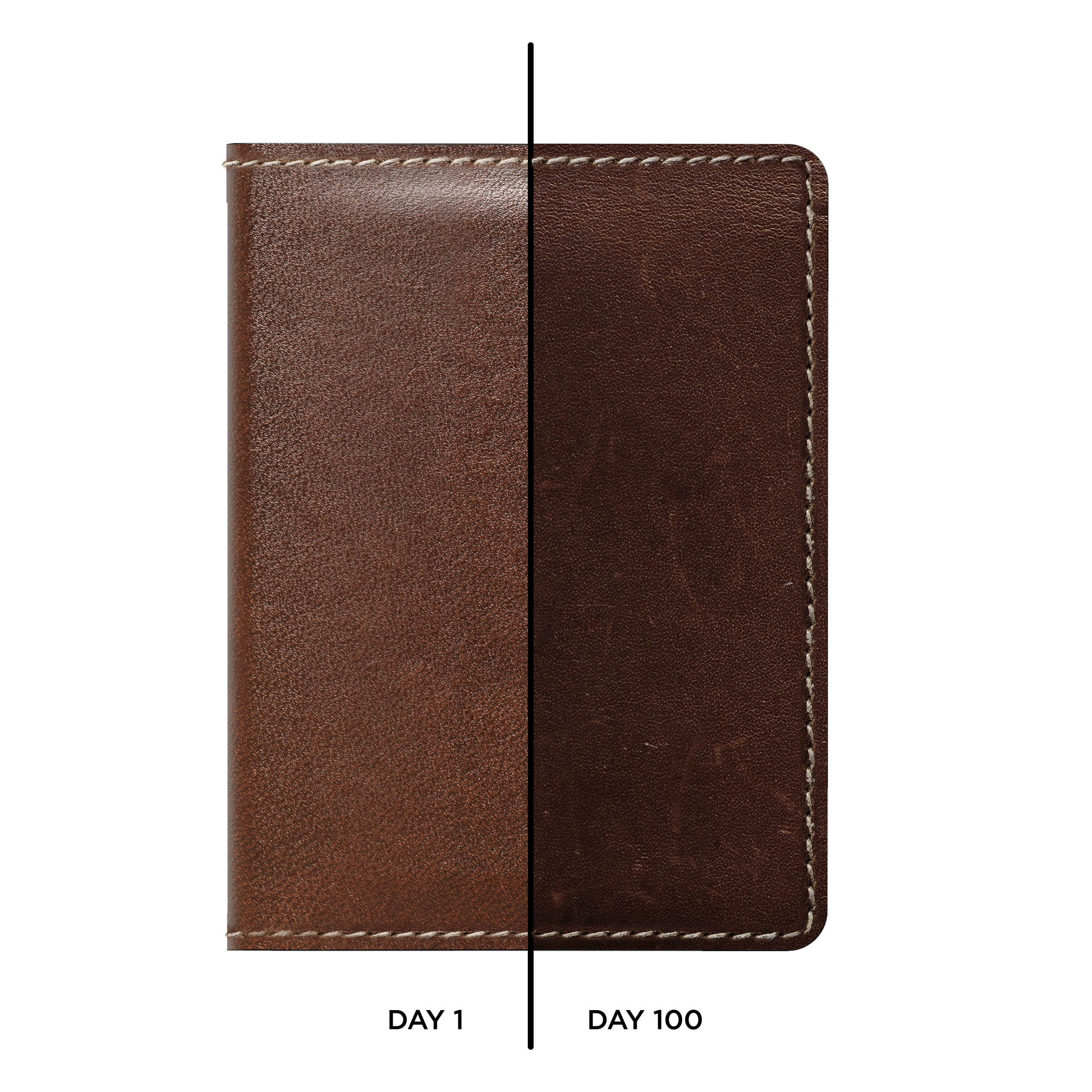 Slim Wallet Standard - Brown