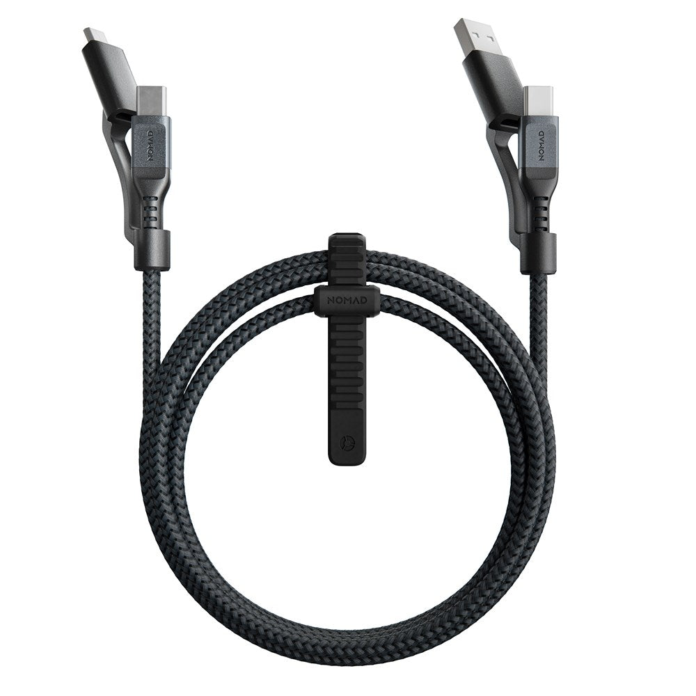 Nomad - Universal Cable USB-C with Kevlar, 1.5 metres