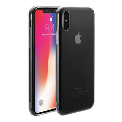 TENC case for iPhone X - Clear