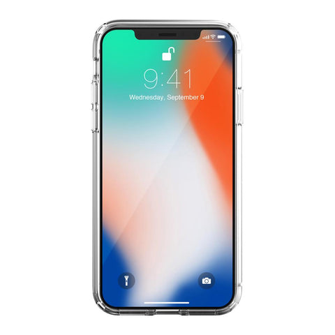 TENC case for iPhone XR - Clear