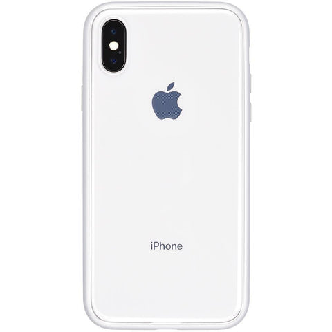 Air Jacket Shock Proof iPhone X Silver