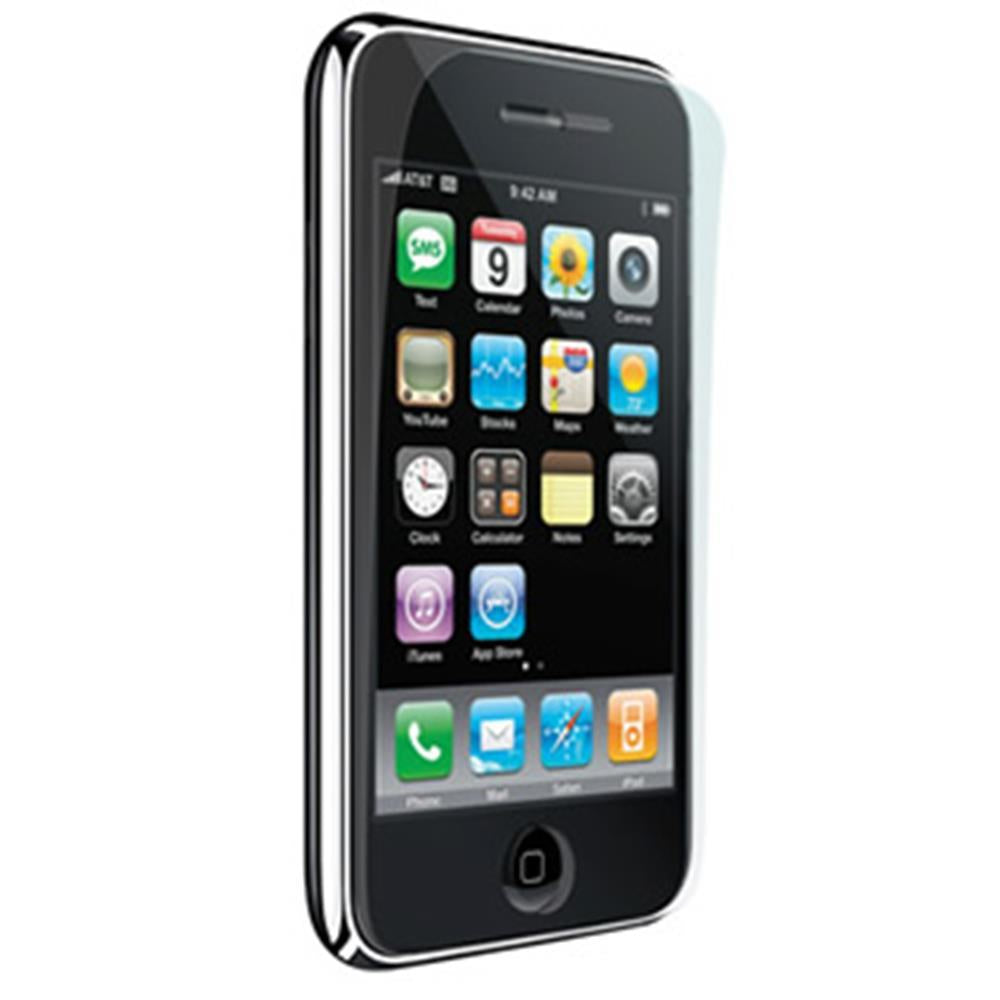 Anti-Glare film set for iPhone 3G/3GS
