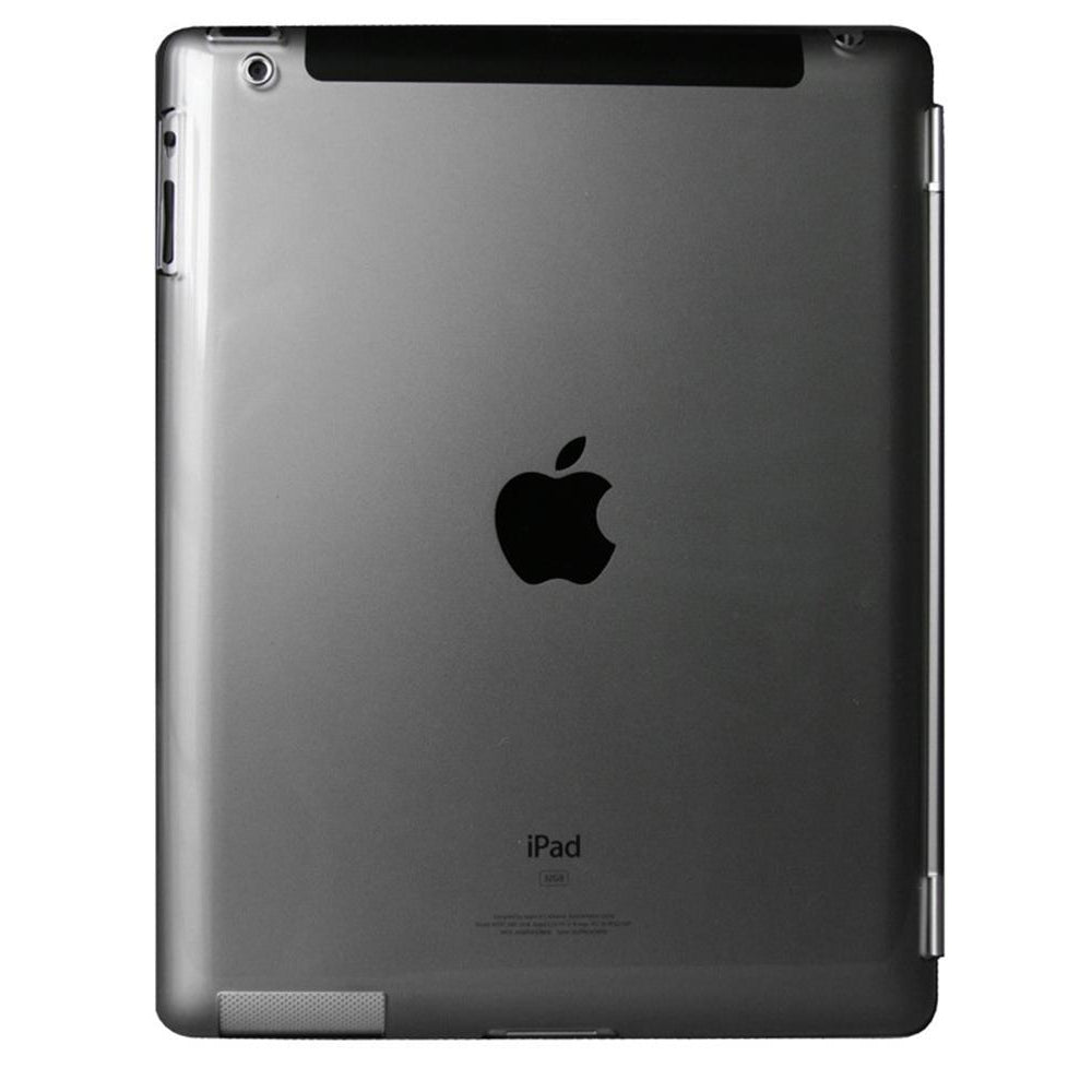 Air Jacket iPad 2, 3, 4 - Clear/Black