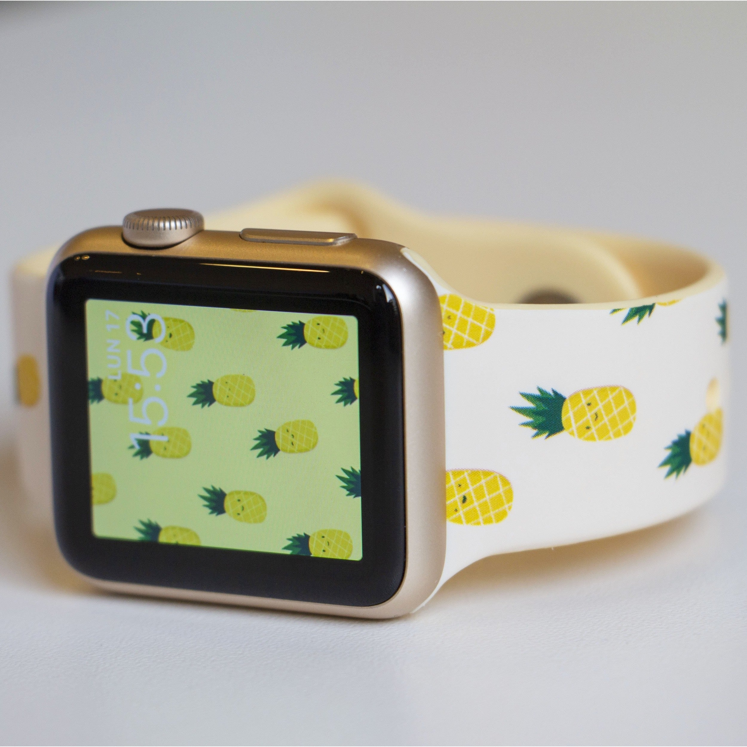 Pineapples 42/44mm Apple Watch