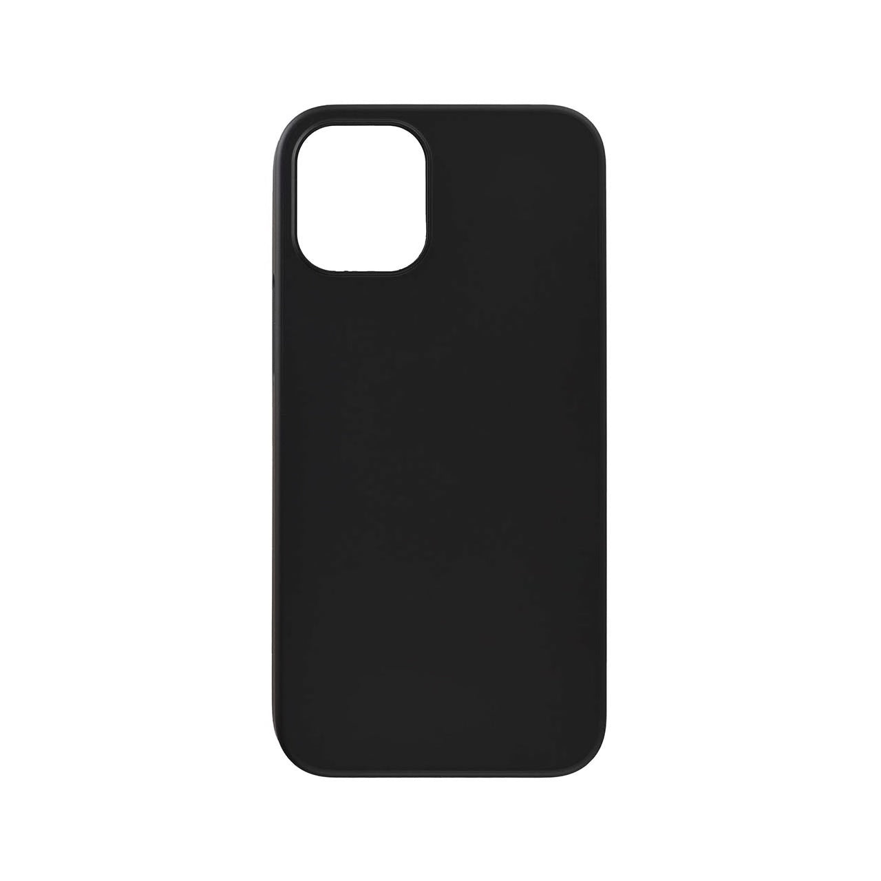 Air Jacket for iPhone 12 Mini - Rubberised Black