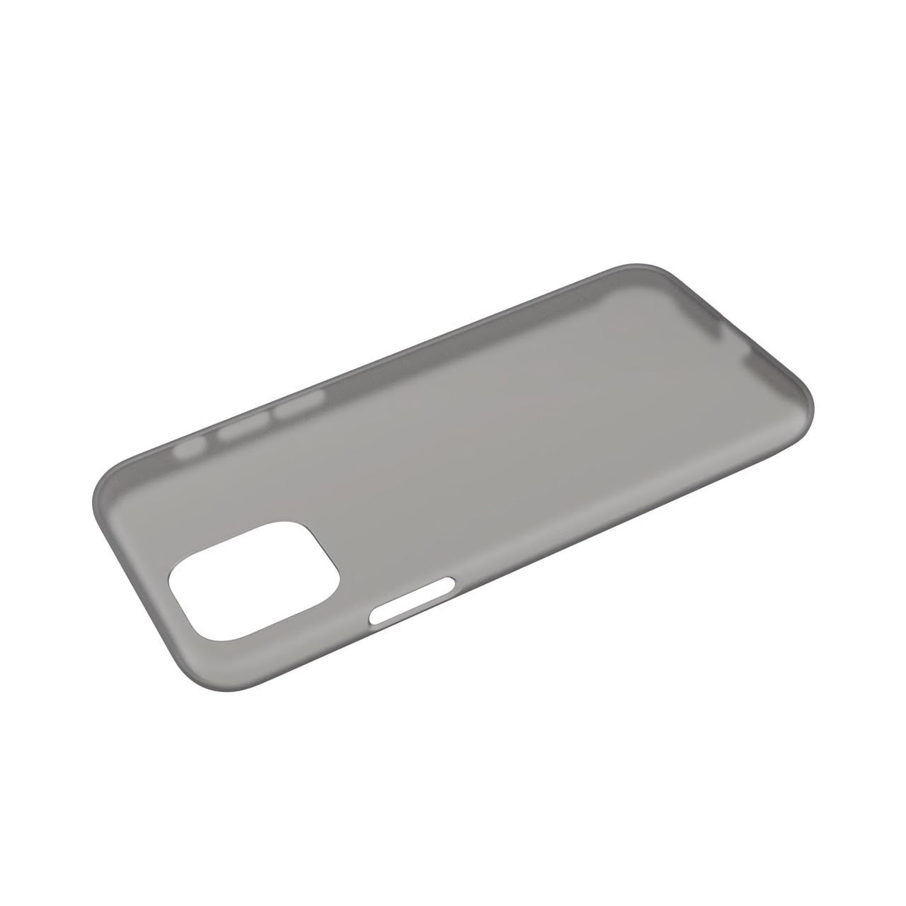 Air Jacket for iPhone 11 Pro - Smoke Matte
