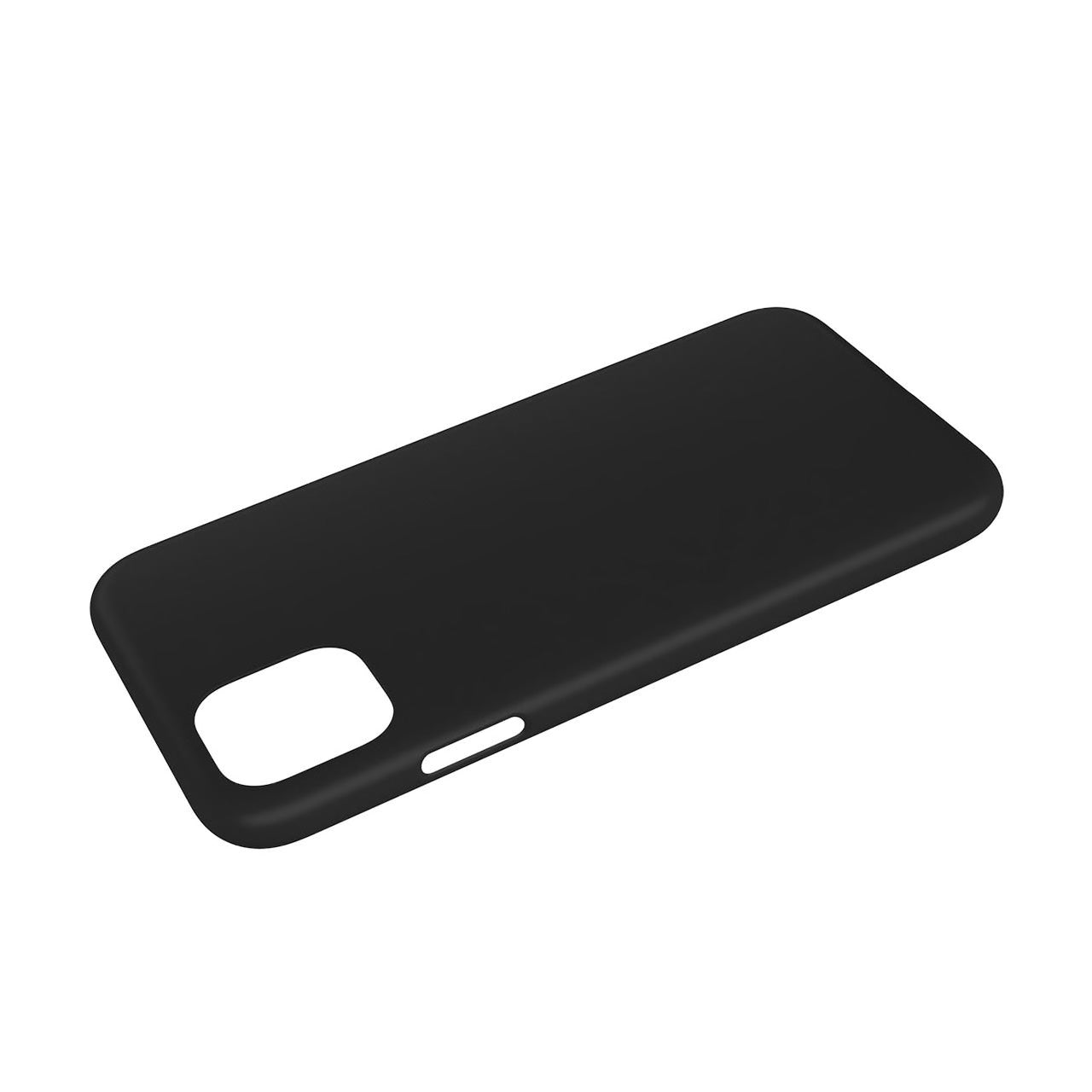 Air Jacket for iPhone 11 - Rubberised Black