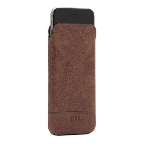 Ultraslim Heritage for iPhone 7/8 - Cognac