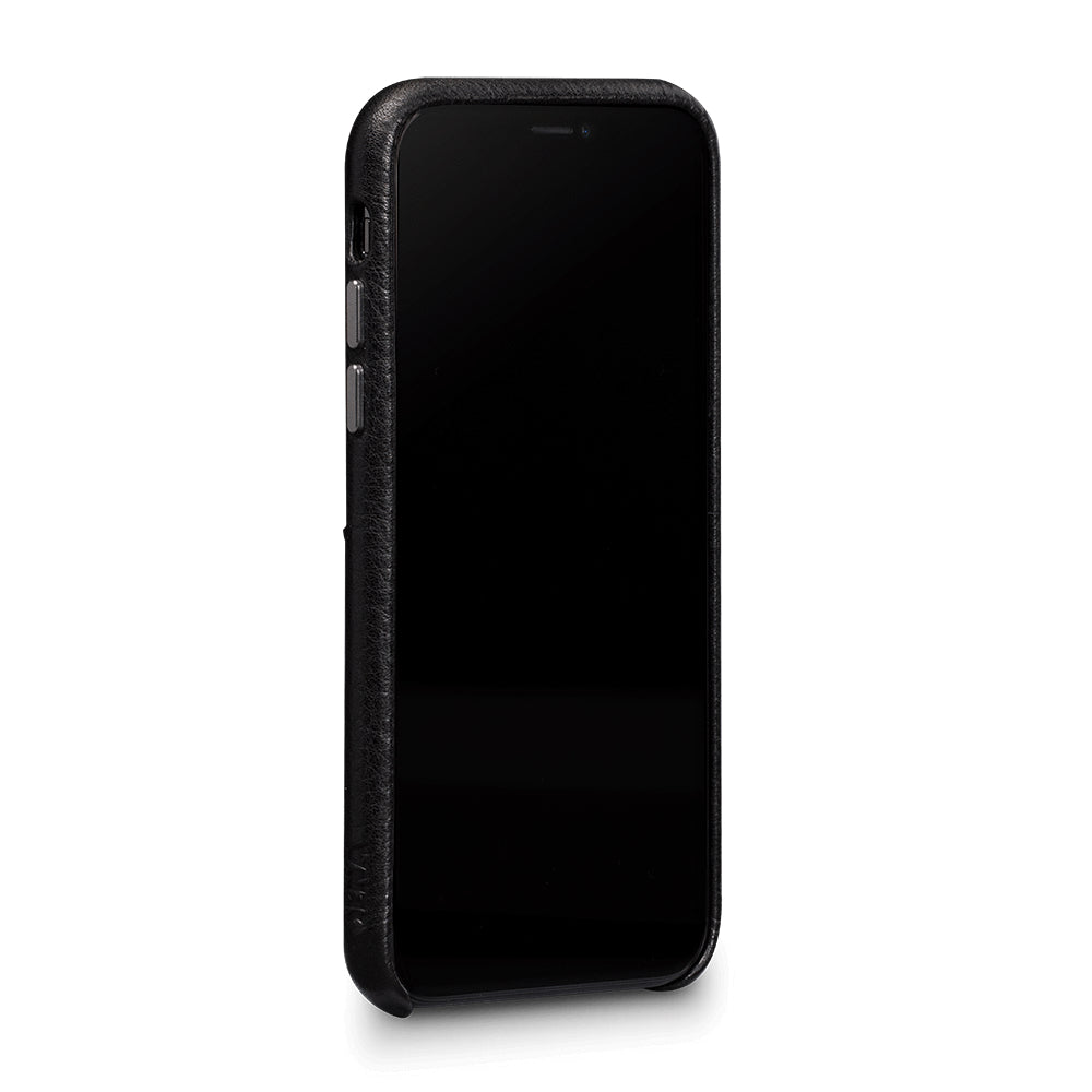 Bence Snap On Wallet for iPhone X/XS - Black