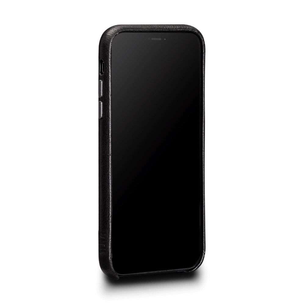 Deen Snap On Wallet for iPhone XR - Black