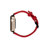 Kyle Leather Apple Watch Band 38/40mm - Red