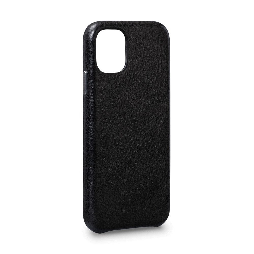 LeatherSkin Leather Case iPhone 11 - Black