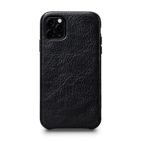 LeatherSkin Leather Case iPhone 11 Pro - Black