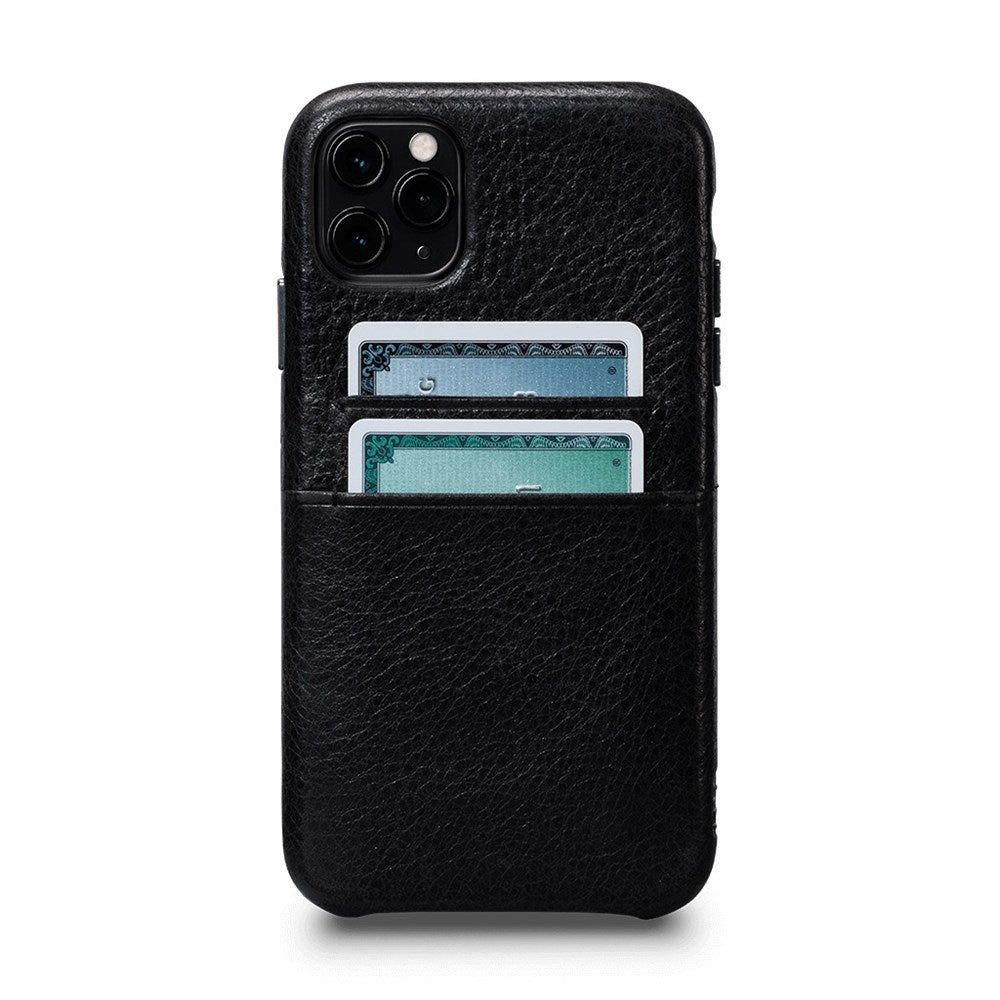 Snap On Wallet Case for iPhone 11 Pro - Black