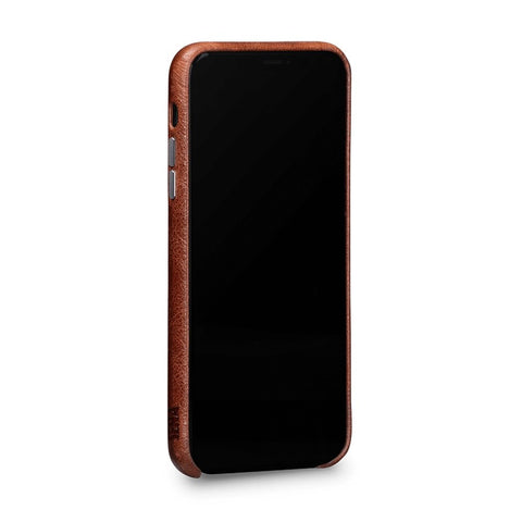 Snap On Wallet Case for iPhone 11 Pro - Cognac