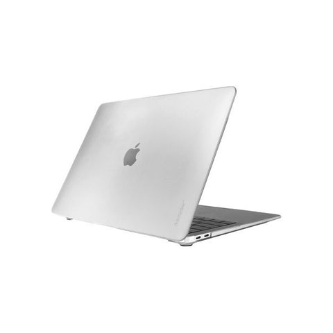 Nude case for Macbook Air 13 (2018/19) - Clear
