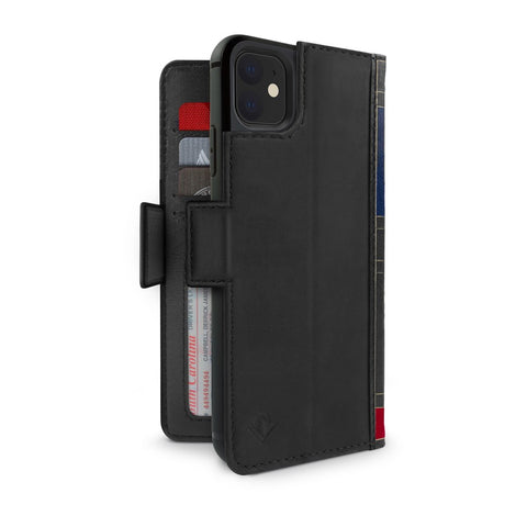 BookBook for iPhone 11 - Black