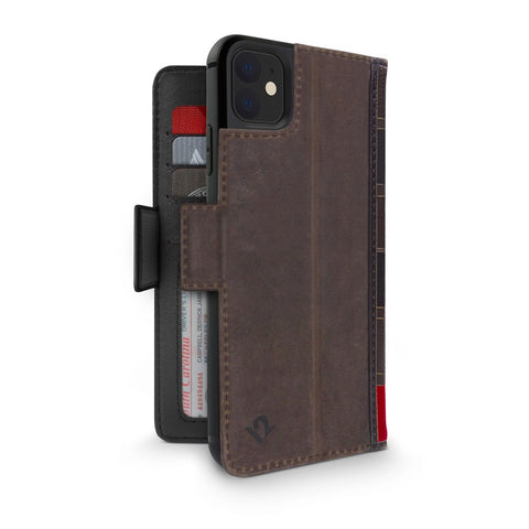 BookBook for iPhone 11 - Brown