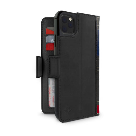BookBook for iPhone 11 Pro - Black