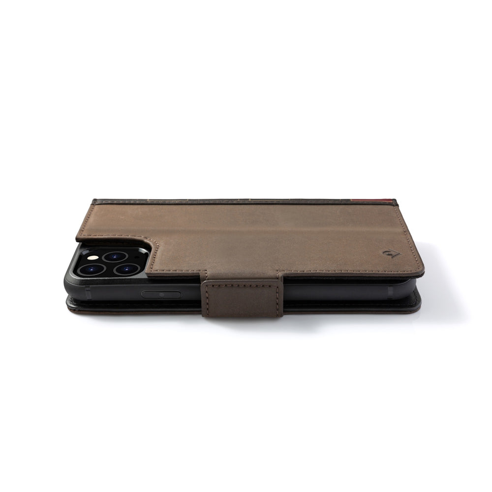 BookBook for iPhone 11 Pro - Brown