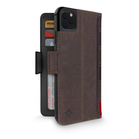 BookBook for iPhone 11 Pro Max - Brown