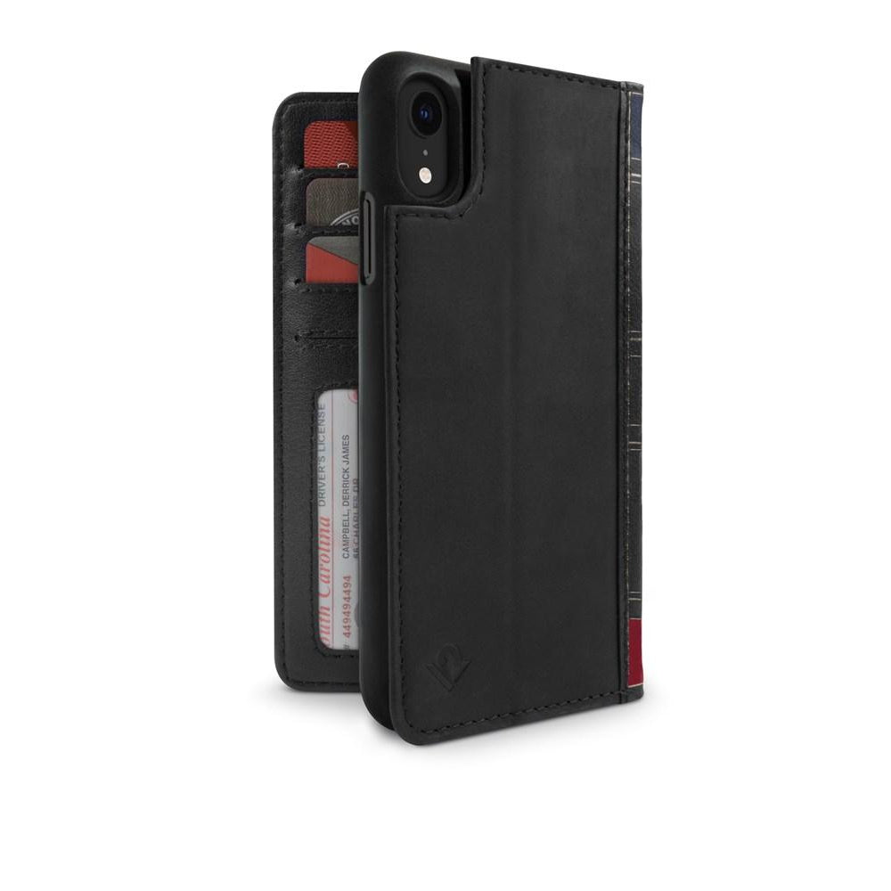 BookBook for iPhone XR - Black