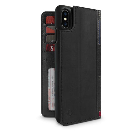 BookBook for iPhone XS Max - Black