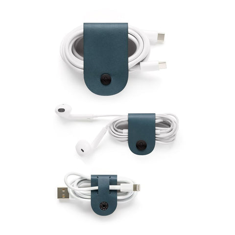 Cablesnap 3 Pack - Teal