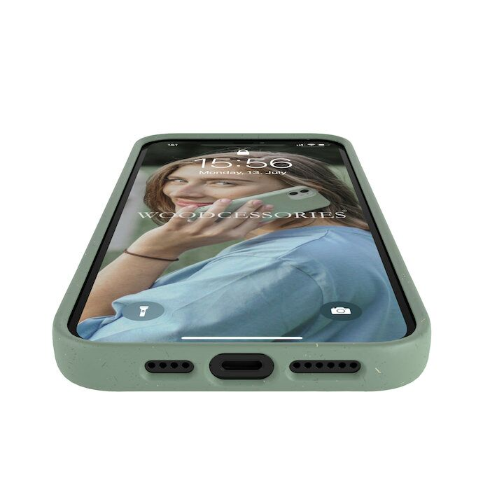BioCase - iPhone 12/12 Pro - Mint Green