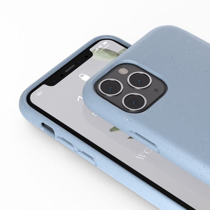 BioCase Antimicrobial - iPhone 11 Pro - Ocean Blue