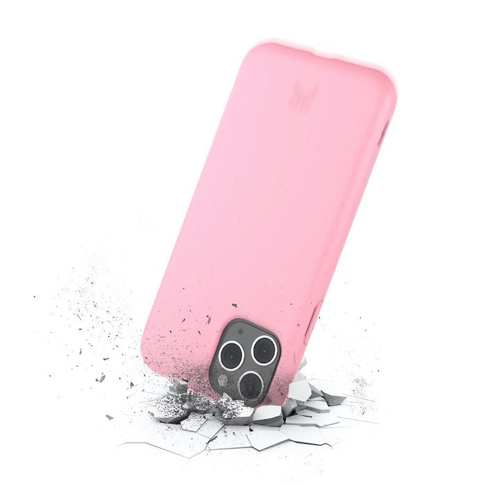 BioCase Antimicrobial - iPhone 11 Pro - Coral Pink
