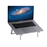 mBar Pro+ Foldable Laptop Stand - Space Grey