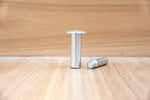 Fantom Doorstop Premium Brushed Chrome
