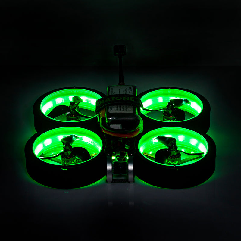 Diatone MXC3 TAYCAN LED Ducts for Cinewhoop FPV
