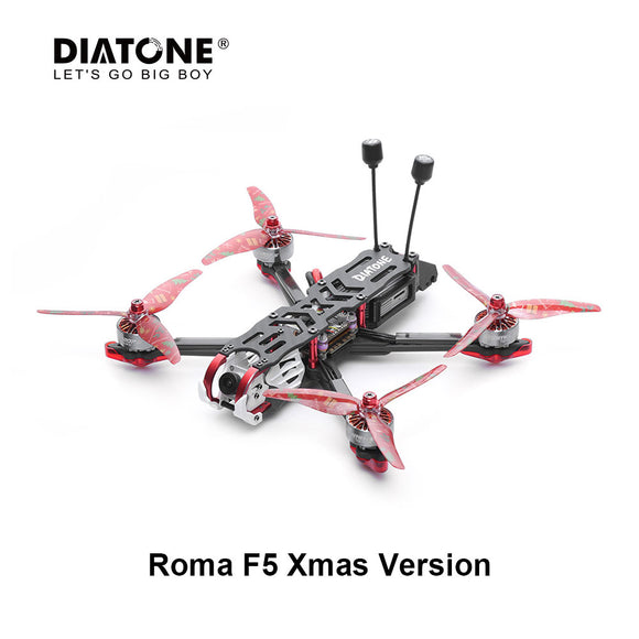 DIATONE Roma5 New Year Limited Edition Version