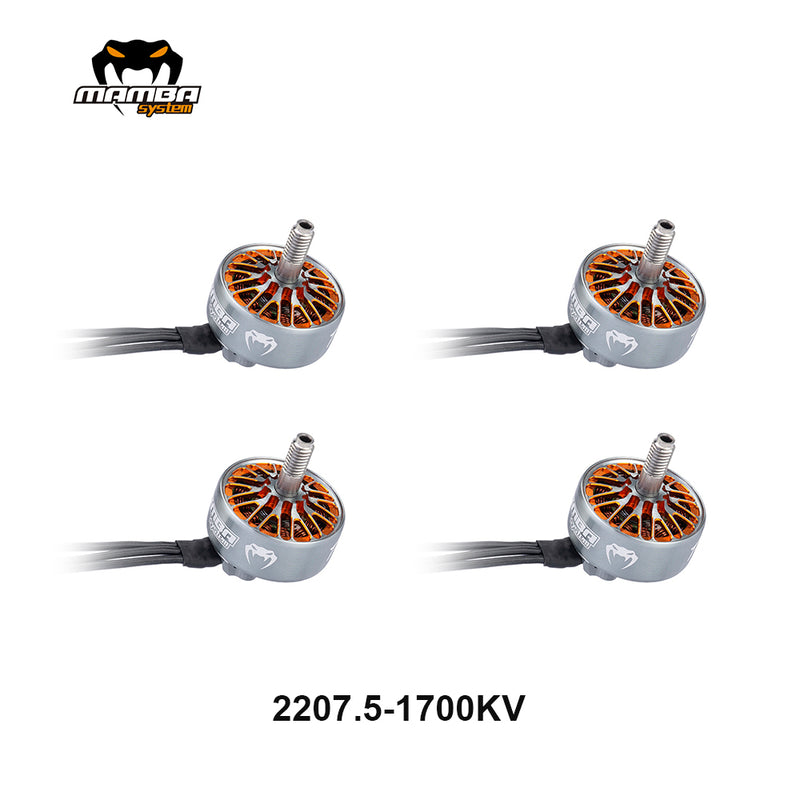 MAMBA TOKA 2207.5 Series Racing Motor