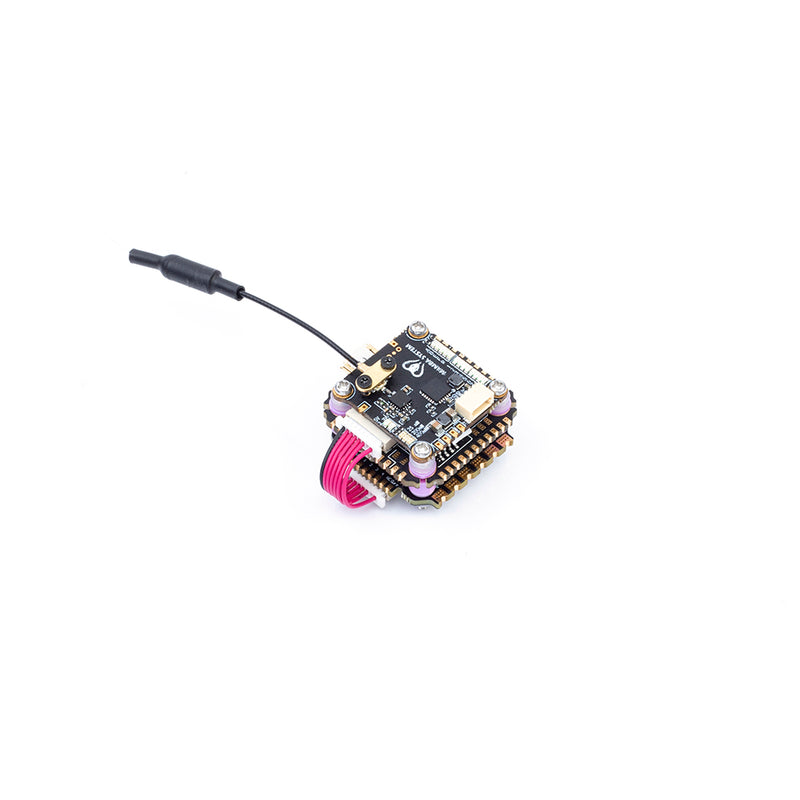 Diatone Mamba F405 Mini MK3 F35 Flight controller and Brushless esc stack with TX400 VTX