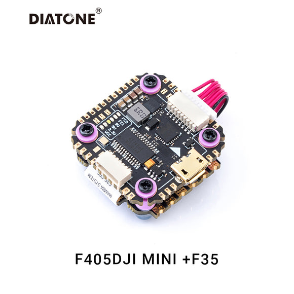 MAMBA F405 Mini DJI  F35  3-6S Flight Controller Stack