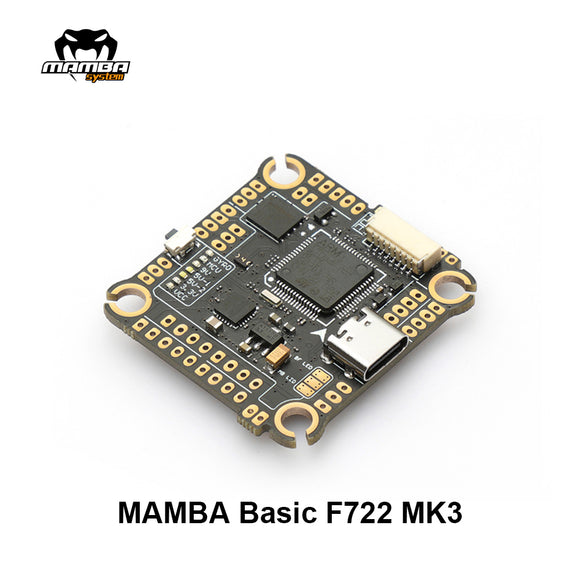 MAMBA Basic F722 MK3 Flight Controller (NO WIFI)-PREORDER