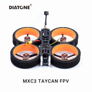 DIATONE MXC Taycan Duct 3 inch Cinewhoop Freestyle Fpv Drone V1.1