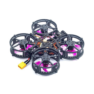 Diatone Hey Tina Whoop 12000KV 86mm Flighone Falcox F4 2S FPV Racing Drone - Designer Series