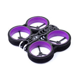 DIATONE MXC TAYCAN DUCT 3 INCH CINEWHOOP ColorFul Frame Edition - Designer Series