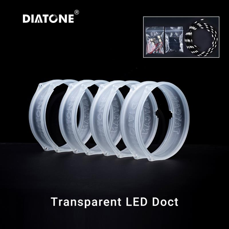 Taycan LED Ducts set