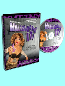 LaQuifa is Halleloosin' It! DVD