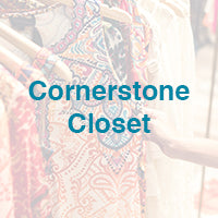 Save Money at the Cornerstone Closet!