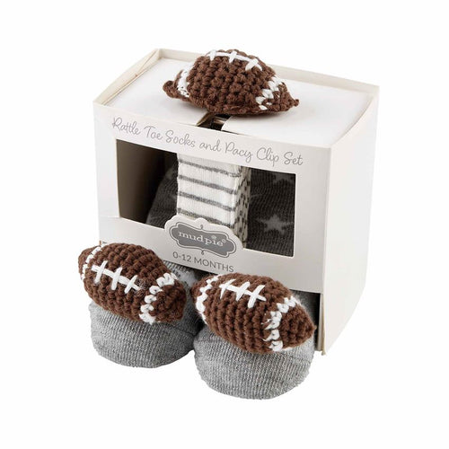 Football Pacy Clip & Sock Set