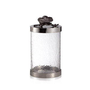 Black Orchid Canister- Medium