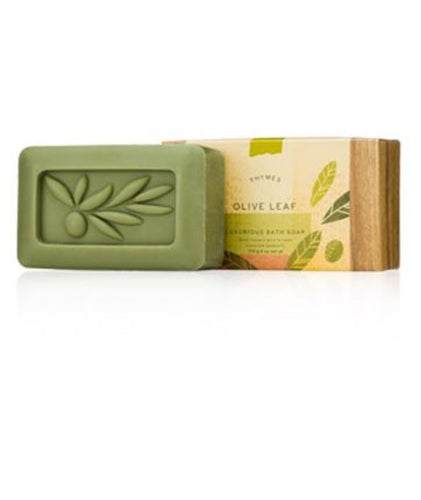 Olive Leaf Bar Soap